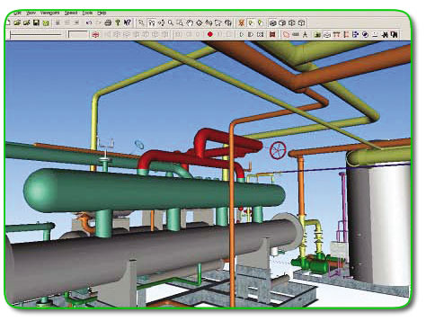 Cooling water hydraulic model & systems improvements - case study 2